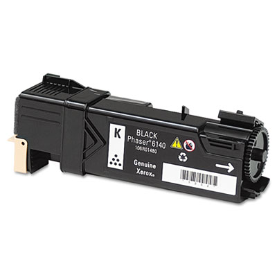 106R01480 Toner, 2,600 Page Yield, Black