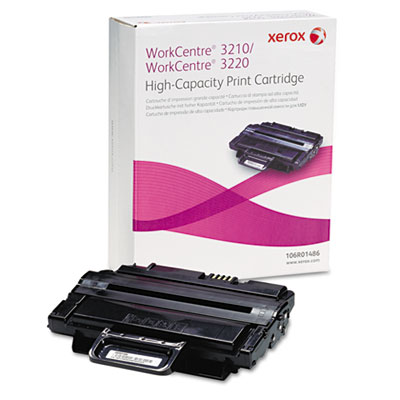 106R01486 High-Yield Toner, 4100 Page-Yield, Black<br />91-XER-106R01486