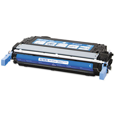 6R1327 Compatible Remanufactured Toner, 11800 Page-Yield, Cyan