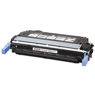 6R1330 Compatible Remanufactured Toner, 13900 Page-Yield, Black