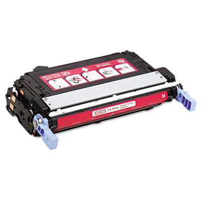 6R1333 Compatible Remanufactured Toner, 13100 Page-Yield, Magent