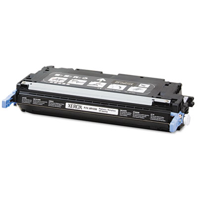 6R1338 Compatible Remanufactured Toner, 6700 Page-Yield, Black