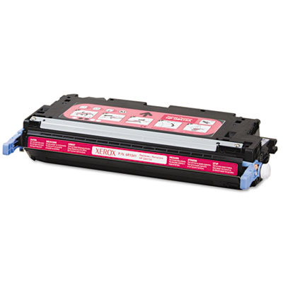 6R1341 Compatible Remanufactured Toner, 4900 Page-Yield, Magenta