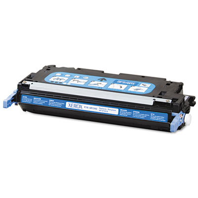 6R1343 Compatible Remanufactured Toner, 6800 Page-Yield, Cyan