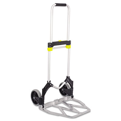 Stow-Away Medium Hand Truck, 275lb Capacity, 19 1/2w x 22d x 43h