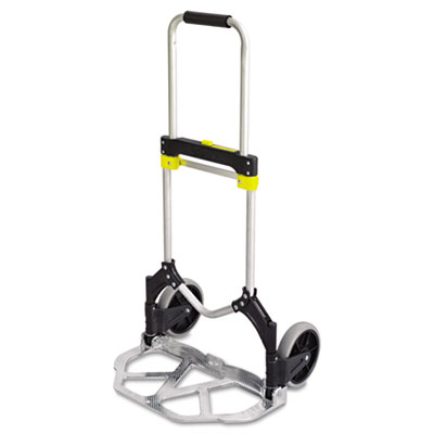Stow-Away Medium Hand Truck, 275lb Capacity, 19w x 17 3/4d x 38