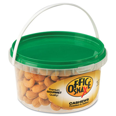 All Tyme Favorite Nuts, Cashews, 15oz Tub