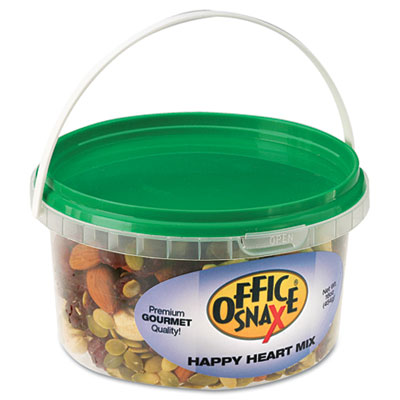 All Tyme Favorite Nuts, Happy Heart Mix, 16oz Tub