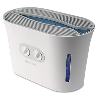 Easy-Care Top Fill Cool Mist Humidifier, White, 16 7/10w x 9 4/5