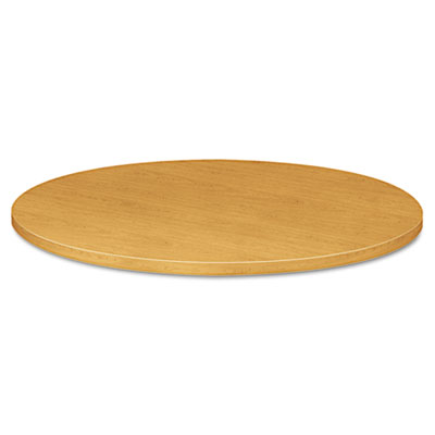 "10500 Series Round Table Top, 42"" Diameter, Harvest"