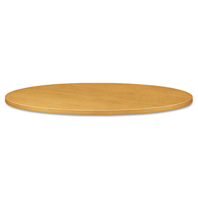 "10500 Series Round Table Top, 48"" Diameter, Harvest"