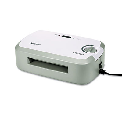 EXL Laminator, 4 1/2 Inch Wide, 5 Mil Maximum Document Thickness