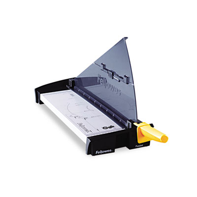 "Fusion 180 Paper Cutter, 10 Sheets, Metal Base, 6 1/9"" x 18"""