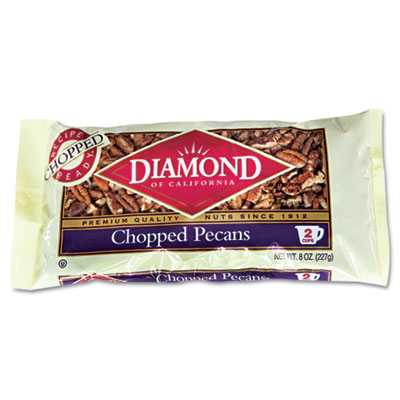 Chopped Pecans, 8oz Bag