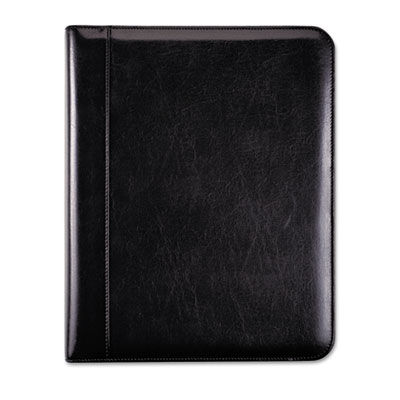 Aristo Slim Bonded Leather Starter Set, 8-1/2 x 11, Black