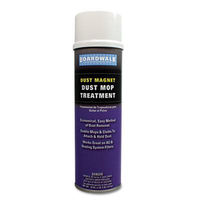 Dust Mop Treatment, 18oz Aerosol