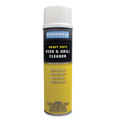 Oven and Grill Cleaner, 19oz Aerosol