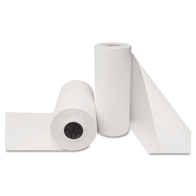 "Butcher Paper Roll, 18"" x 900ft, White"