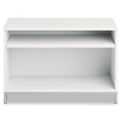 "36""W x 24""H Open Storage Momentum: White"