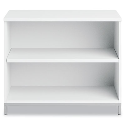 "36""W x 30""H Open Storage Momentum: White"