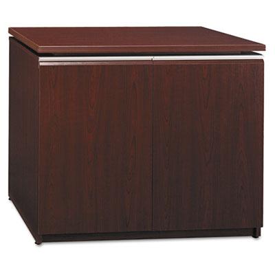 "36""W Storage Cabinet Milano 2, Harvest Cherry"