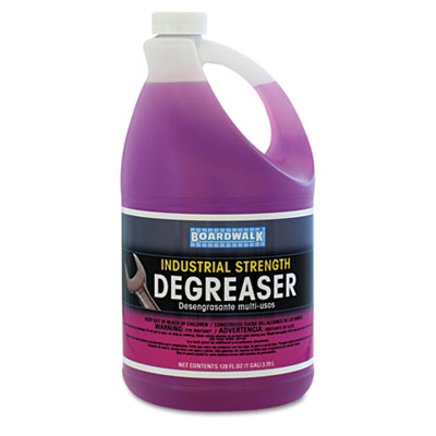 Heavy-Duty Degreaser, 1gal Bottle, 4/Carton