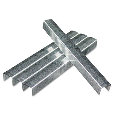 Half Strip B8 Staples, 75 Sheet Cap, 1/4 Inch Leg Length, 1,000/