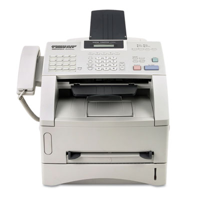 intelliFAX-4100e Business-Class Laser Fax Machine, Copy/Fax/Prin