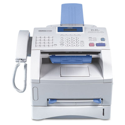 intelliFAX-4750e Business-Class Laser Fax Machine, Copy/Fax/Prin