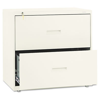 400 Series Two-Drawer Lateral File, 30w x 19-1/4d x 28-3/8h, Put