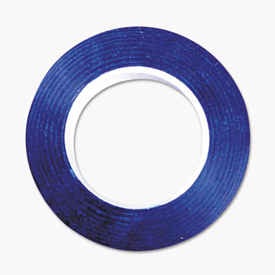 "Art Tape, Blue Gloss, 1/4"" x 324"""