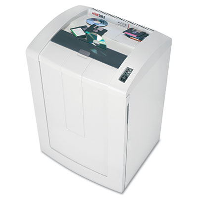 Classic 390.3 Strip-Cut Shredder, Shreds up to 42 Sheets, 39-Gal