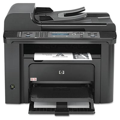LaserJet Pro M1536dnf Multifunction Laser Printer, Copy/Fax/Prin