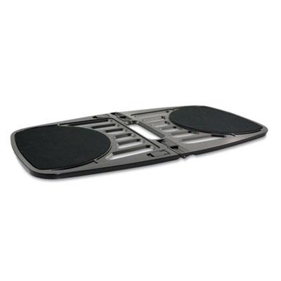 Portable Notebook Companion, 20 3/4 x 12 x 1/2, Black