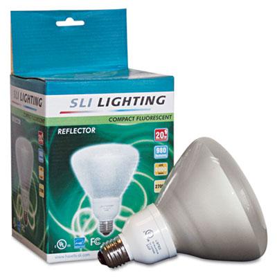 CFL Reflector Bulb, 23 Watts