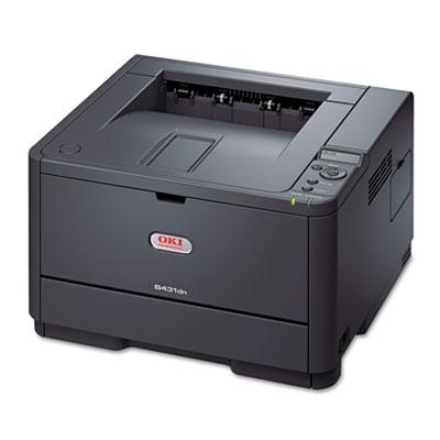 B431dn Laser Printer, Duplex Printing