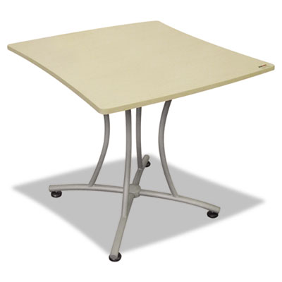 Trento Line Palermo Table, 33w x 31-1/2d x 29-1/2h, Oatmeal