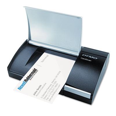 CardScan Contact Management Scanner, Personal, Vers 9, Monochrom