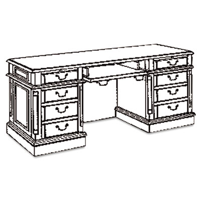 Keswick Collection Lateral File, 36w x 24d x 30h, Cherry