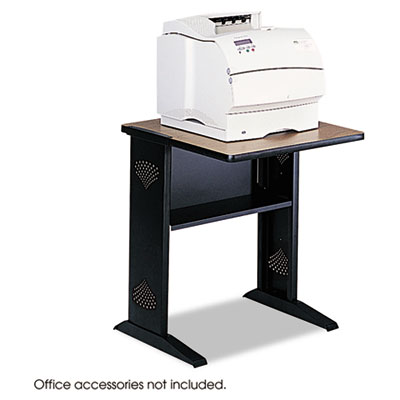 Fax/Printer Stand w/Reversible Top, 23-1/2w x 28d x 30h, Medium