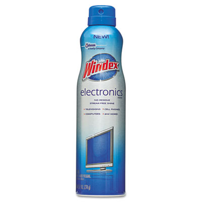 Electronics Cleaner, Aerosol, 9.7oz