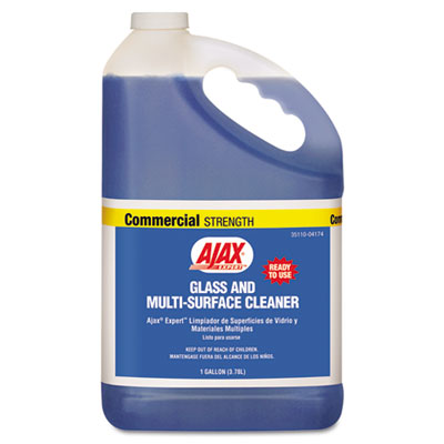 Expert Glass and Multi-Surface Cleaner, 1gal Bottle