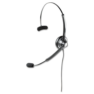 BIZ 1920 Monaural Over-the-Head Corded Headset