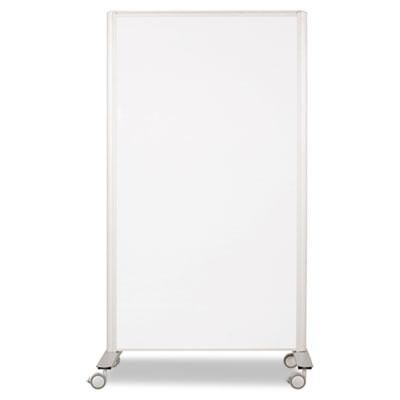 Lumina Room Dividers, 39-1/2w x 71 3/4h, Aluminum