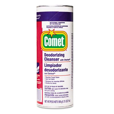 Cleanser w/Chlorinol, Powder, 21oz Canister, 24/Carton