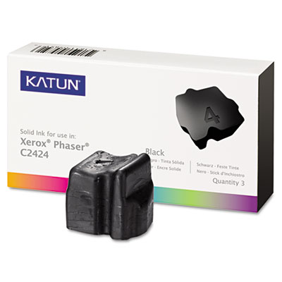 KAT37978 C2424 Compatible, 108R00663 Solid Ink, 3400 Yield, 3/Bo