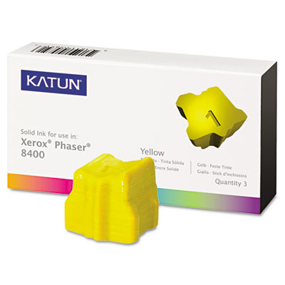 KAT38706 Phaser 8400 Compatible, 108R00607 Solid Ink, 3400 Yld,
