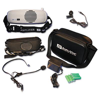 BeltBlaster PRO Personal Waistband Amplifier, 5 Watts, 1 1/2 lb.