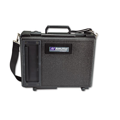 Buy AmpliVox Audio Systems - AmpliVox Audio Portable Buddy Professional Pa System W/Pro Wired Mic & 15-Ft. Cable (APLS222)