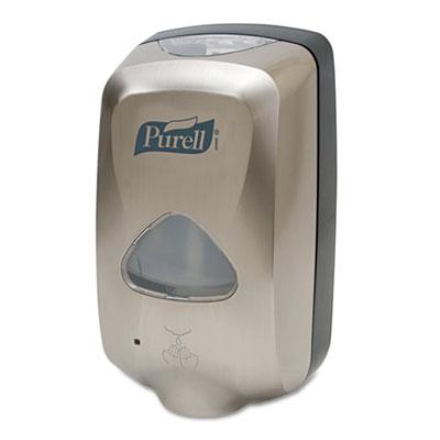 TFX Touch Free Dispenser, 1200mL, Nickel